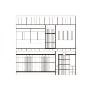 京町家の宿