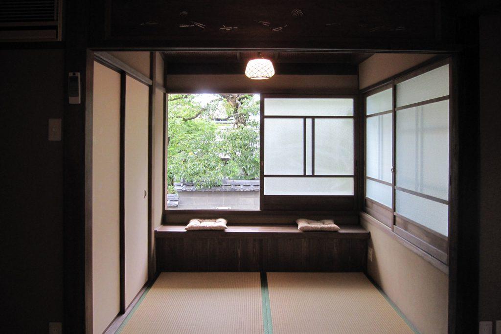 京町家 和室