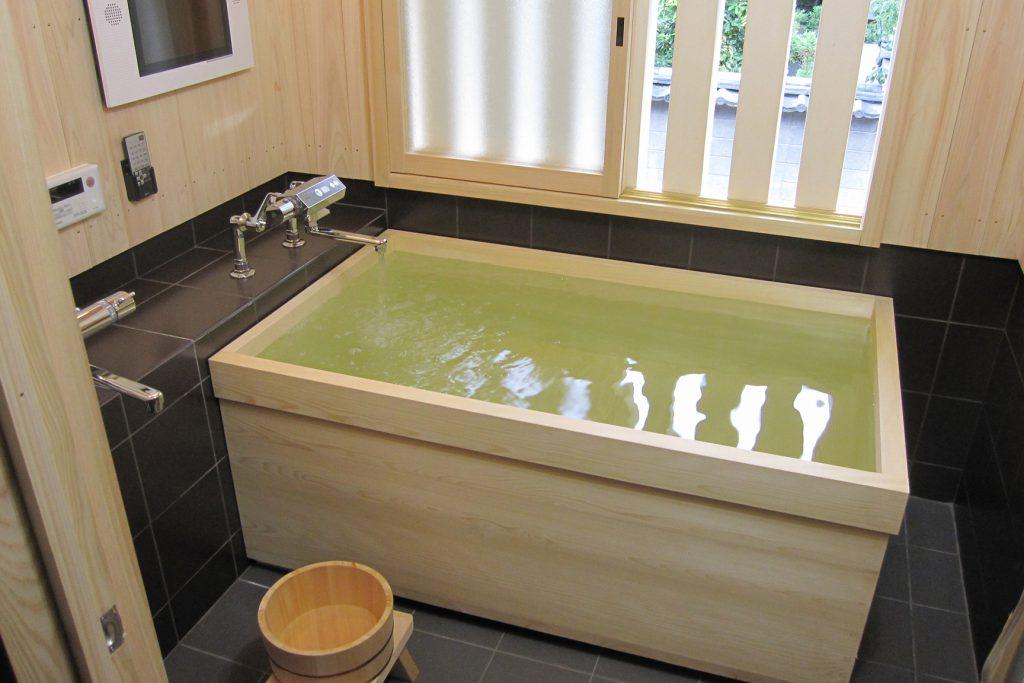 京町家の宿 一棟貸し切りの宿 幸遊庵 浴室 写真
