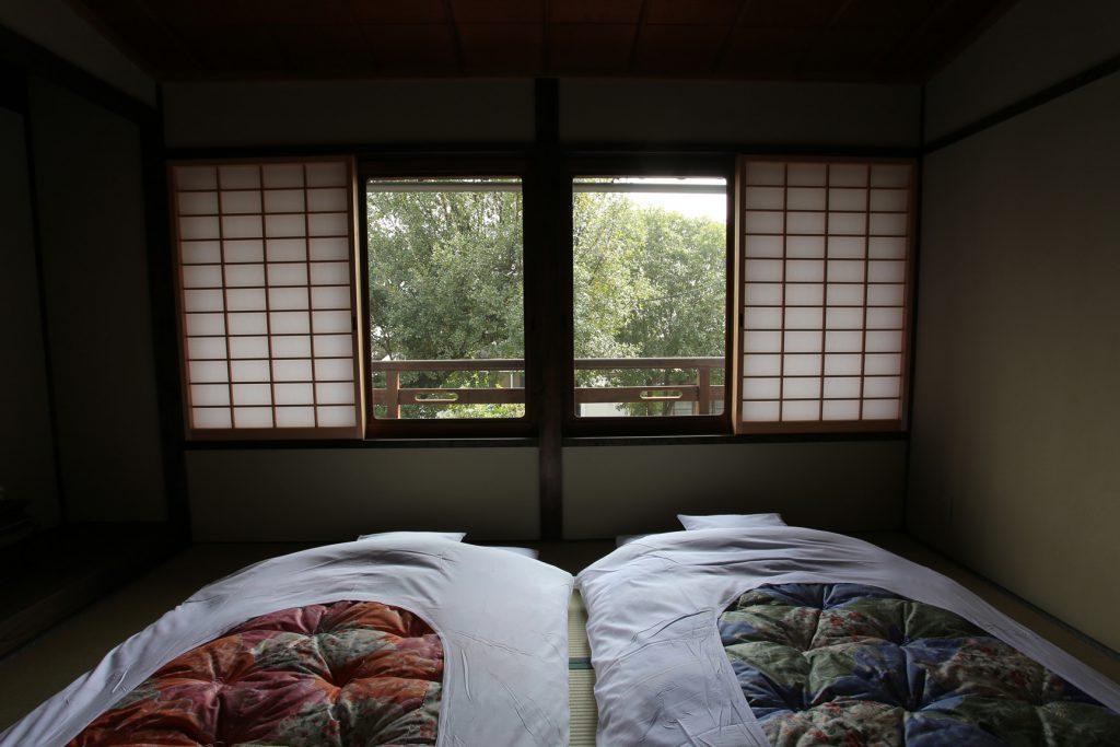 京町家 一棟貸し切りの宿 寝室