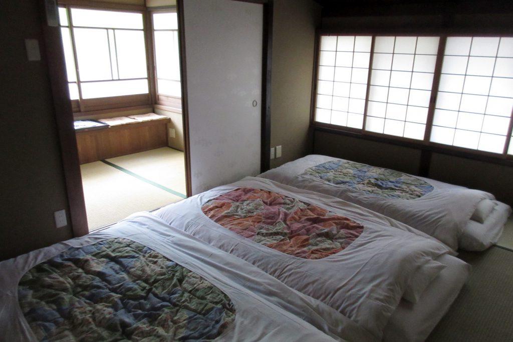 京町家 一棟貸しの宿 寝室