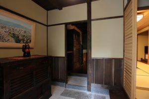 雅樂庵 玄関